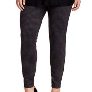 Kit From The Kloth Printed Angie Pants 3x Gray